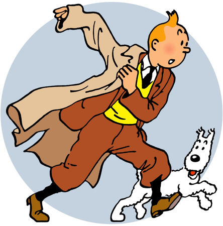 Image de la catégorie Tintin