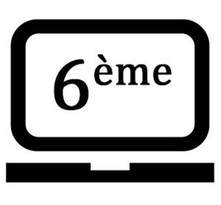 Image de la catégorie Collège - 6ème