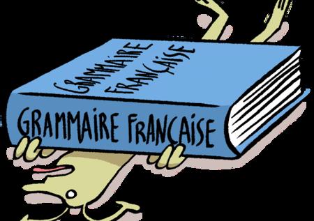 Image de la catégorie Grammaire