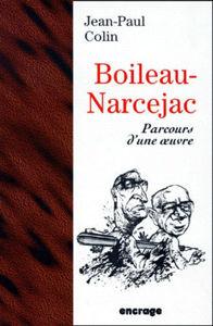 Image de Boileau-Narcejac. Parcours d'une oeuvre