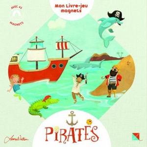 Image de Les pirates - mon livre-jeu magnets