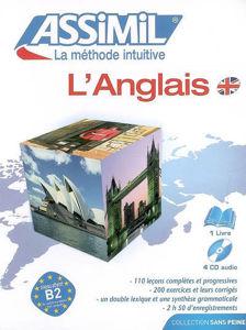 Image de L'anglais sans peine - Coffret (1 livre et 4 cd audio)