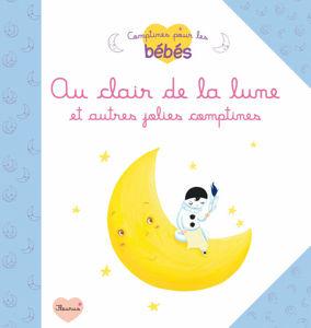 Image de Au clair de la lune et autres jolies comptines