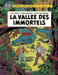 Image de Blake & Mortimer - La vallée des immortels, Volume 2 - Le millième bras du Mékong