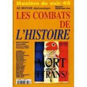 Image de Les Combats de l'Histoire