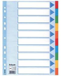 Image de Intercalaires (10) carton