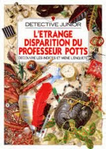 Image de L'Etrange disparition du Professeur Potts