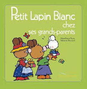 Image de Petit Lapin Blanc chez ses grands-parents