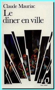 Image de Le dîner en ville