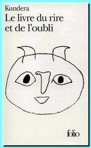 Image de Le livre du rire et de l'oubli