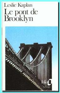 Image de Le Pont de Brooklyn