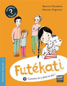 Image de Les énigmes de Futékati Volume 8, Cumulus en a plein le dos !