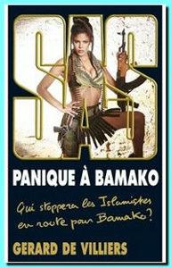 Image de SAS 195 - Panique à Bamako