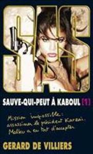 Image de SAS 198 - Sauve-qui-peut à Kaboul - tome 1
