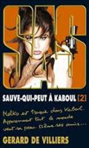 Image de SAS 199 - Sauve-qui-peut à Kaboul - tome 2