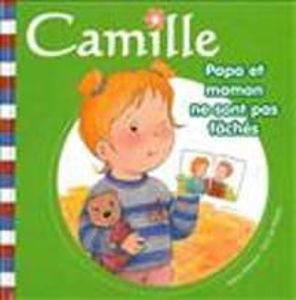 Image de Camille - Papa et maman ne sont pas fâchés