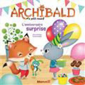 Image de Archibald le petit renard Volume 3, L'anniversaire surprise