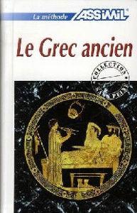 Image de Le Grec ancien sans peine - livre seul