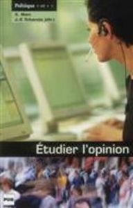 Image de Etudier l'opinion
