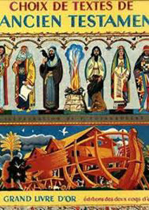 Image de Choix de textes de l'ancien Testament