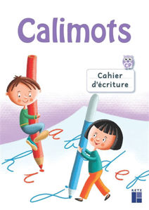Image de Calimots C.P. - cahier d'écriture