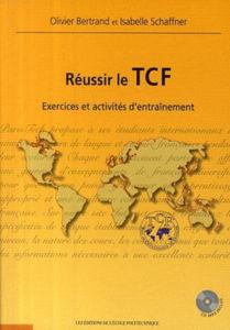 Image de Réussir le TCF : exercices et activités d'entraînement