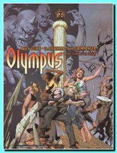 Image de Olympus t.2 - Le temple des dieux
