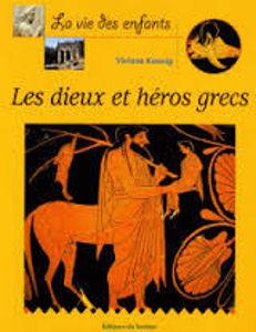 Image de Les dieux et héros grecs