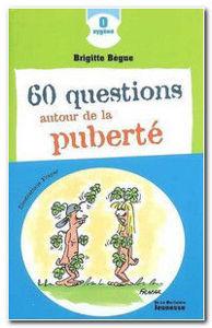 Image de 60 questions autour de la puberté