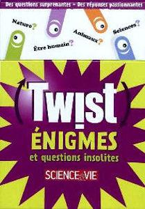 Image de Twist ! - Enigmes et questions insolites