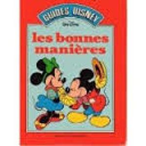 Image de Les bonnes manières - Guides Disney