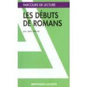 Image de Les Débuts de Romans