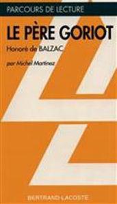 Image de Le Père Goriot. Honoré de Balzac.