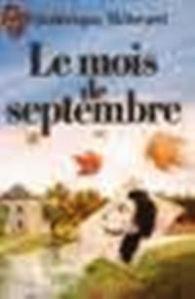 Image de Le mois de septembre