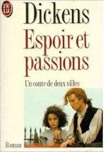 Image de Espoir et passions. Un conte de deux villes