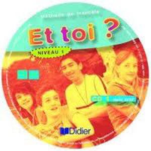 Image de Et toi? niveau 1 CD Audio Classe (2)