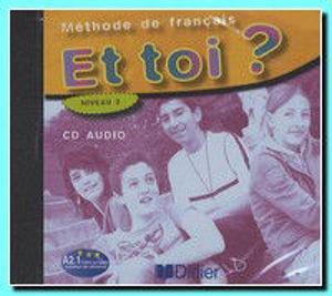 Image de Et toi? niveau 2 CD de Classe