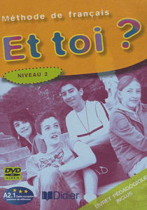Image de Et toi? niveau 2 DVD - VIDEO