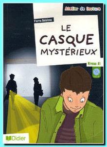 Image de Le casque mystérieux (DELF A1 - avec CD)