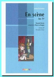 Image de En scène les 5e (DELF A2 - avec CD)