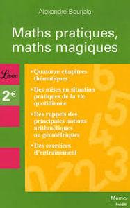 Image de Maths pratiques, maths magiques