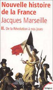 Image de Nouvelle Histoire de la France 2, de la Révolution à nos jours