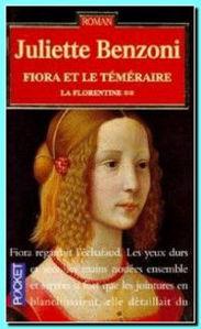 Image de Fiora et le téméraire (La Florentine 2)