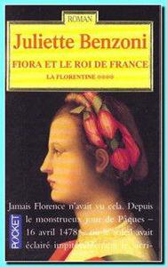 Image de Fiora et le Roi de France (La Florentine 4)
