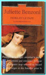Image de Fiora et le pape (La Florentine 3)