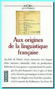 Image de Aux origines de la linguistique française