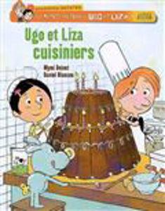 Image de Ugo et Liza cuisiniers