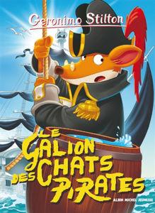 Image de Geronimo Stilton 02 - Le galion des chats pirates