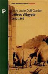 Image de Lettres d'Egypte.1862-1869