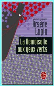 Image de Arsène Lupin , La demoiselle aux yeux verts